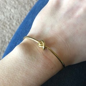 Stella & Dot Jewelry - Stella & Dot Knot Cuff- Gold